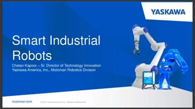 Smart Industrial Robots