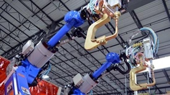 Spot Welding Robots | Robotic Spot Welding | Motoman