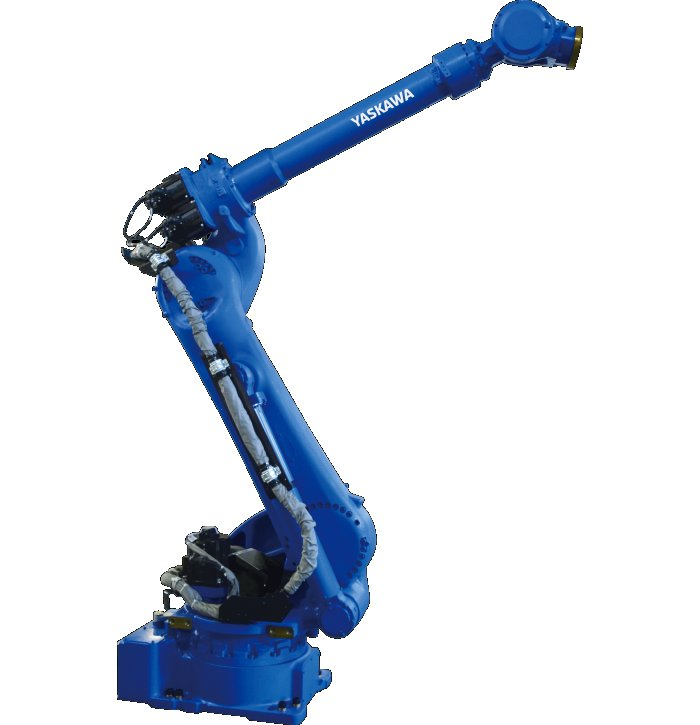 Extended-Reach, Six-Axis Robot for High Payload Handling