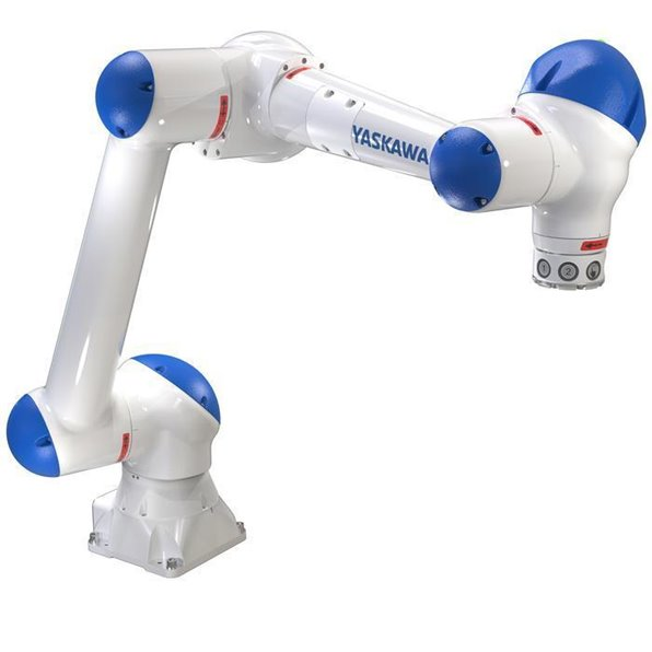 Human-Collaborative Robot with Hand-Guided Teaching