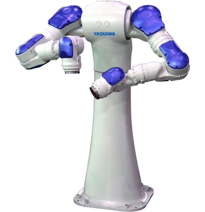 15-Axis Dual-Arm Robot