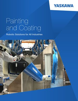 robotic painting and coating brochure