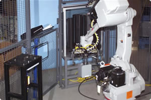 Motoman Robot Handling and Machine Tending