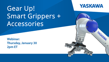 Smart Grippers and Accessories