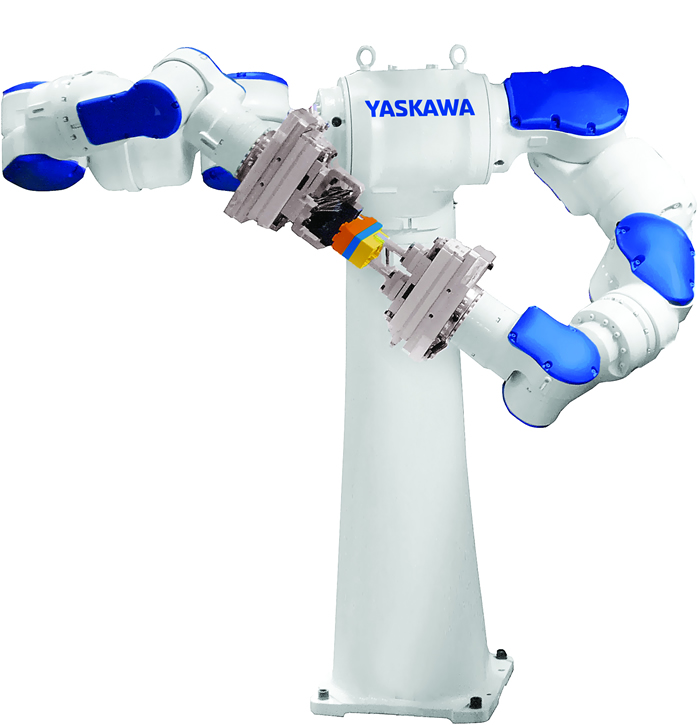 Two-Arm Robot