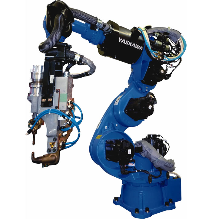 DC Spot Welding Arm
