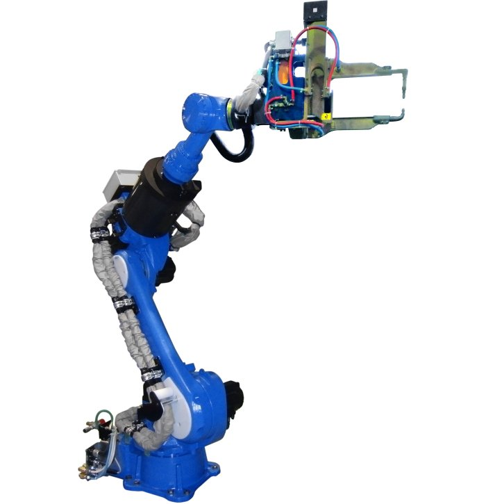 High-Speed Spot Welding Robot