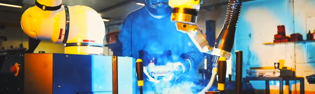 Why Weld With a Cobot?