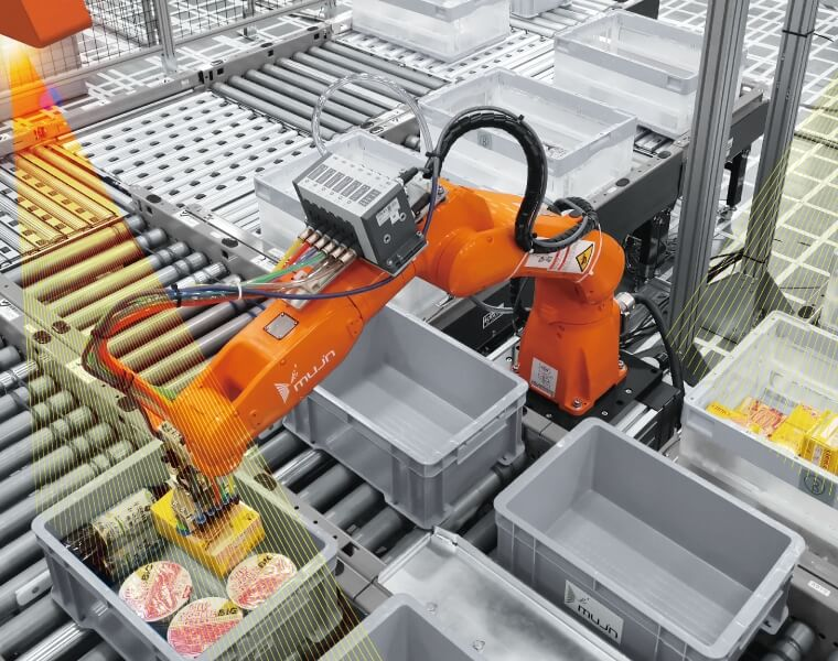 Intelligent Robotics and the Modern Supply Chain
