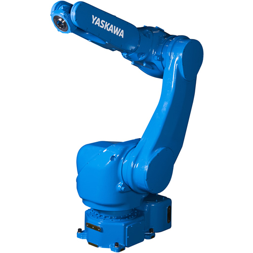 Painting & Dispensing - Yaskawa Motoman Robotics