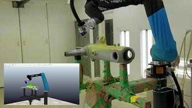 Autonomous Robots for High-Mix Finishing Processes