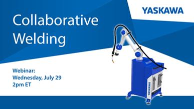 Collaborative Welding