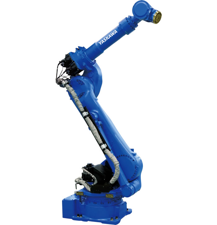High-Payload, Six-Axis Spot Welding Robot